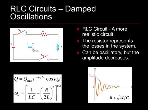 inductance in rlc circuit ppt inductance powerpoint presentation id 726757