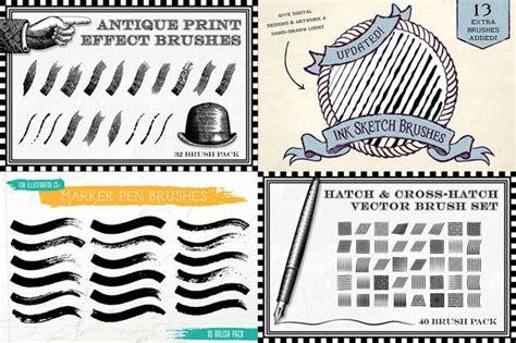 adobe illustrator create pattern brush download the adobe illustrator brushes mega bundle