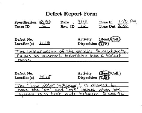 fault report template word 28 fault report template fault tree analysis fta