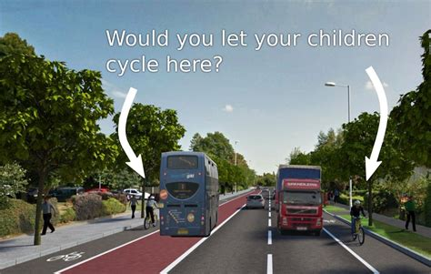 Would You Let Your Child Members Info Cambridge Cycling Caign