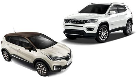 renault jeep 2017 renault captur or jeep compass the suv that you should