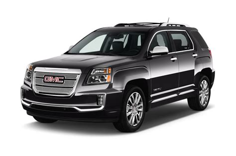 chevy terrain 2017 gmc terrain reviews and rating motor trend