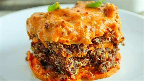 spicy vegan sweet potato casserole recipe nutrition