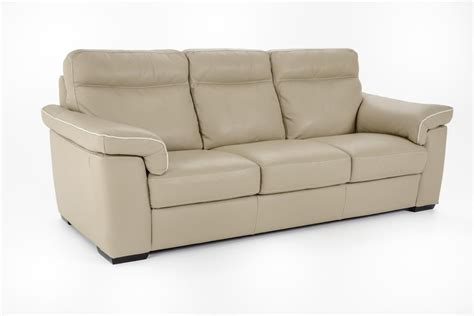 natuzzi leather sofa colors natuzzi editions b757 b757 064 sofa only stocked in beige