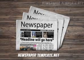 Adobe Indesign Newspaper Templates Free by Newspaper Template Microsoft Word Newspaper Templates For