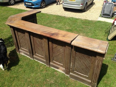 Mahogany Bar Top For Sale Secondhand Vintage And Reclaimed Bar And Pub 1920 S