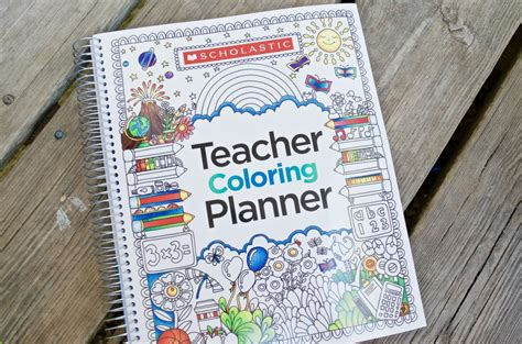 coloring book planner 2 scholastic book sets to check out right now