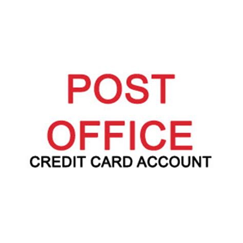 Post Office Credit Card Login by Www Postoffice Co Uk A Post Office Credit Card Account
