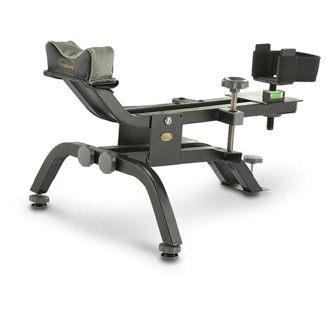 shooting bench rests hyskore 174 high capacity take down rest 186250 shooting