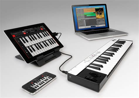 Keyboard Irig ik multimedia irig keymusic