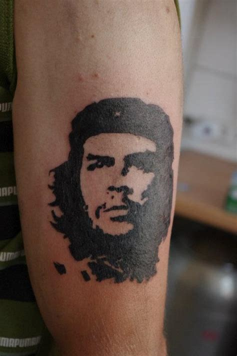 che guevara tattoo che guevara quotes tattoos quotesgram