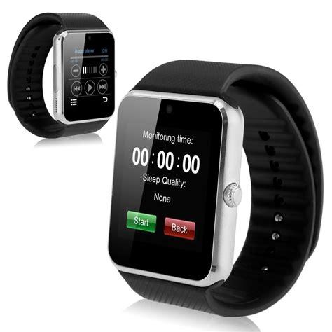 Smartwatch Gsm 2015 New Gt08 Bluetooth Smart Health Gsm Sport
