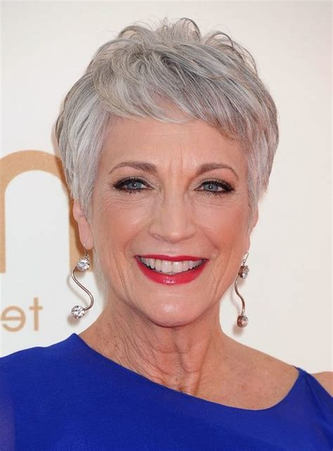 women over 60 pinterest short haircuts for women over 60 with thick hair the