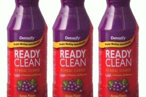 Ready Clean Detox Drink Reviews by Detox Products Archives Exit 5