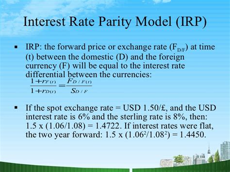 Mba Exchange Pricing by Financial Risk Management Ppt Mba Finance