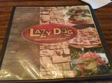 lazy restaurant menu the menu picture of lazy restaurant bar thousand oaks tripadvisor
