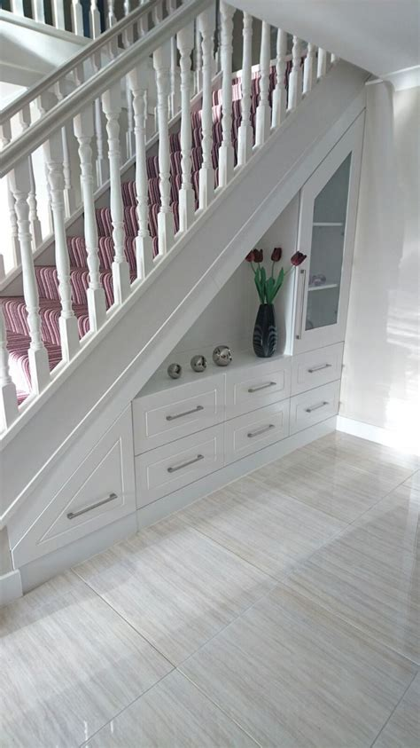 stair shelving unit the 25 best stairs cupboard ideas on