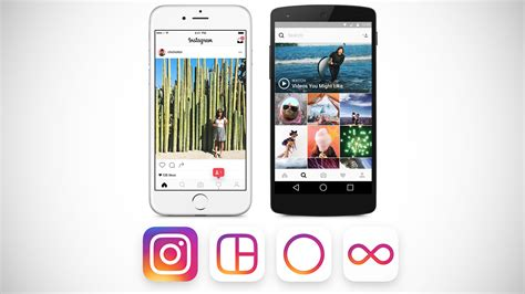 instagram design for today instagram s big redesign goes live with a colorful new