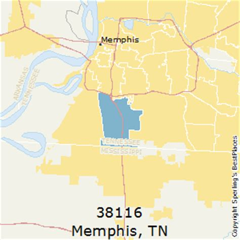 zip code map memphis best places to live in memphis zip 38116 tennessee