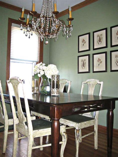 Green Dining Room Cushions Dining Rooms Green Walls And Green Dining Room On