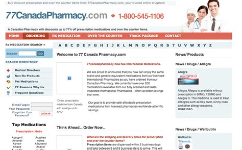 at our accredited canadian pharmacy online your health 77canadianpharmacy com review a site that may be