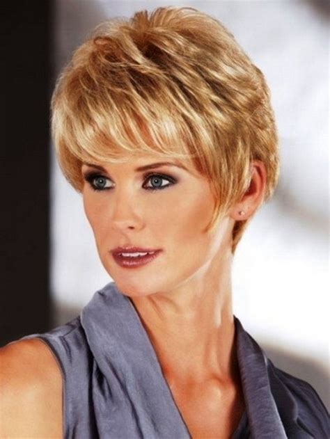 short hairstyles for the over50s short hairstyles for women over 50 2016