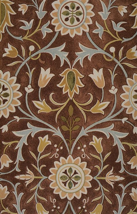 Carpet Designs File Morris Flower Carpet Design Detail Jpg
