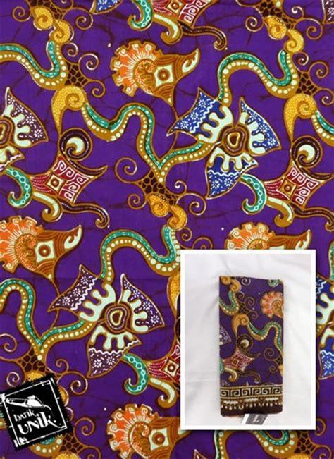 Kain Batik Primis 3 kain batik katun primis semi tulis motif kontemporer