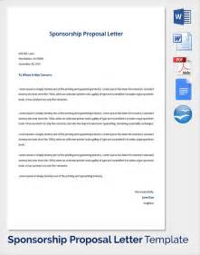 sponsorship marketing plan template sle sponsorship template 19 documents in