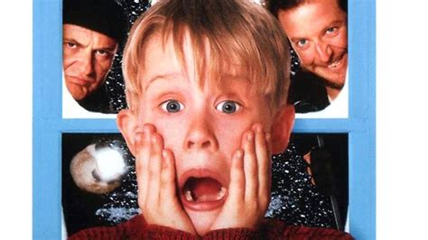 home alone kid catches burglar the courier mail