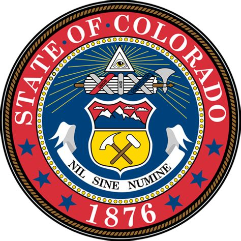 colorado swing state colorado state information symbols capital
