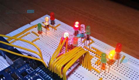 4 way traffic light arduino arduino traffic light controller