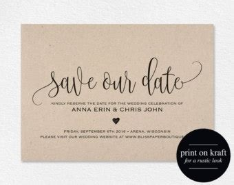 Svae The Date Card Templates by Save The Date Cards Template Free Resume Builder