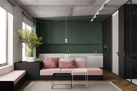 open layout apartment design great inspiration of small modern studio apartment using