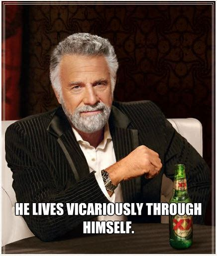 Dos Equis Meme - dos equis world s most interesting man on pinterest