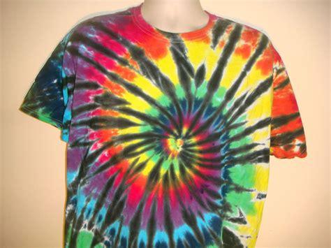 assorted tie dye styles 2xl 3xl tie dye t shirt check