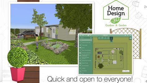 home design 3d free home design 3d outdoor garden android apps on play