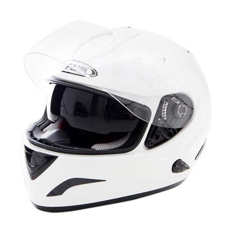 Helm Zeus 811 jual zeus zs 811 helm putih harga kualitas terjamin blibli