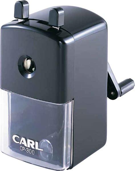 a sharpener cp 300 pencil sharpener black carl international a