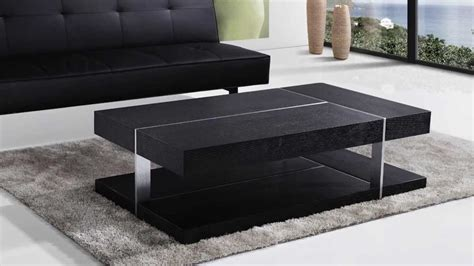 modern furniture coffee table complement your home decor