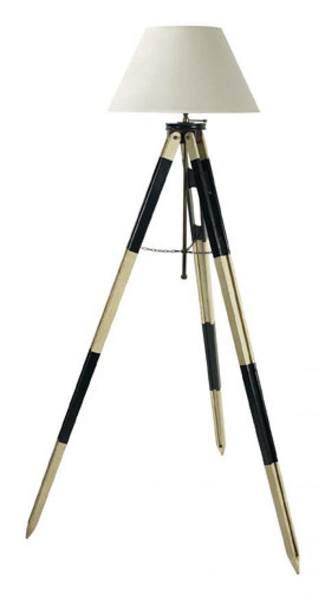 Surveyor Tripod L by Buy Black Surveyor S Tripod L 50 Inch Nautical Theme Nautical Des