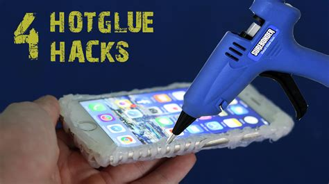 What Can I Make With Paper And Glue - 4 amazing things can be made with a glue gun