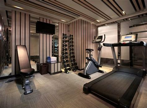 hotel gym layout sky deck night picture of popway hotel hong kong