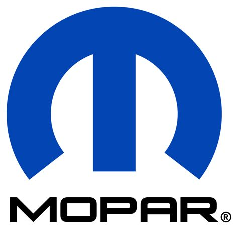 File Mopar Logo Svg Wikimedia Commons