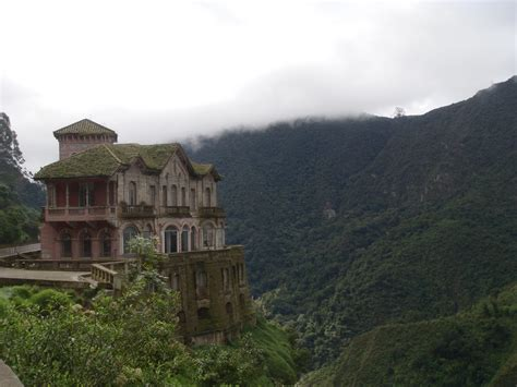 abandoned places deserted places the haunted hotel at tequendama falls