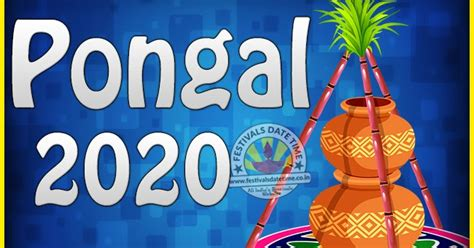 pongal festival date time  thai pongal calendar  hindu calendar festivals