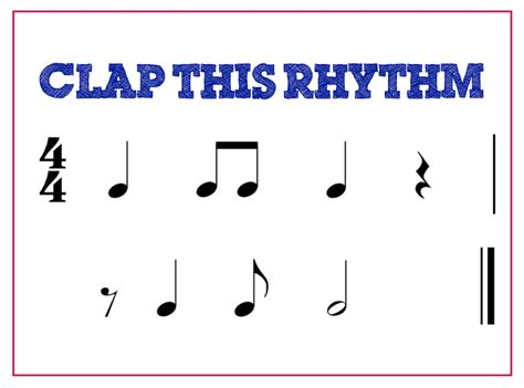 rhythmic pattern exles in music more than 150 music notation images free download