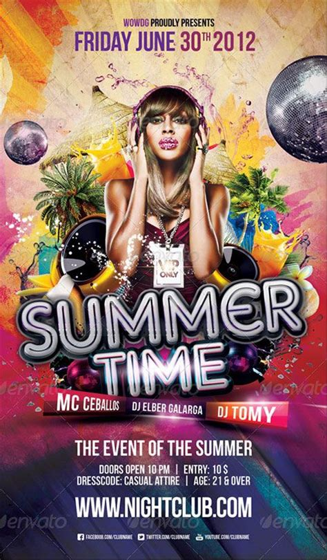 club flyer 43 best images about club flyer inspiration on