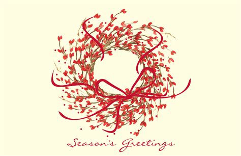 season greetings cards templates econ news b f december 15th newsletters