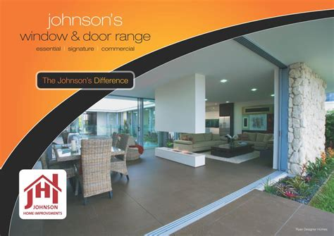 our catalogue johnson home improvements